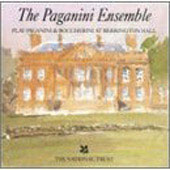 Paganini, Boccherini: Chamber Music / Paganini Ensemble
