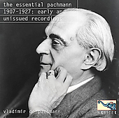 The Essential Pachmann (1907-1927) - Chopin, Schumann, etc