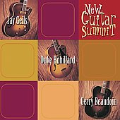 Duke Robillard: New Guitar Summit
