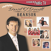 Daniel O'Donnell (Irish): Live from Branson