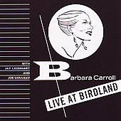 Barbara Carroll: Live at Birdland