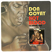 Don Covay: Hot Blood [Bonus Track]