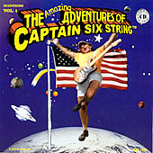 Captain Six String: The Amazing Adventures of Captain Six String