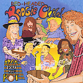 Red-Headed Boogie Child: Please Pass the Poi
