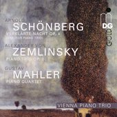 Sch&ouml;nberg, Zemlinsky, Mahler / Vienna Piano Trio