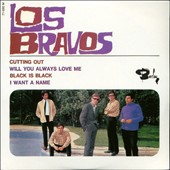 Los Bravos: Cutting Out [Single]