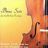 Beau Soir - For Double Bass and Piano / Furtok, Warykiewicz