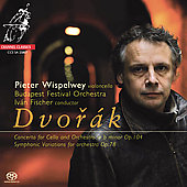 Dvorak: Concerto for Cello, etc / Fischer, Wispelwey, et al
