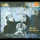 Peter Green: Me & the Devil [Box]
