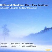 Drifts and Shadows - American Song for the New Millennium / Elem Eley