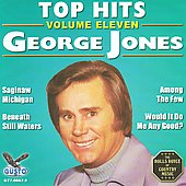 George Jones: Top Hits Volume 11 [EP]