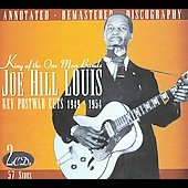 Joe Hill Louis: Key Postwar Cuts: 1949-54 [Box] *