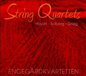 String Quartets by Haydn, Solberg & Grieg [Hybrid SACD]