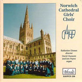 Norwich Cathedral Girls Choir
