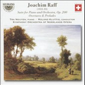 Joachim Raff: Suite fur das Pianoforte mit Begleitung des Orchesters