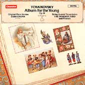 Tchaikovsky: Album for the Young / Edlina, Borodin Trio