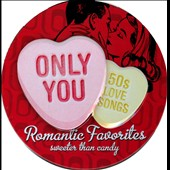 Various Artists: Only You: Classic '50s Love Songs