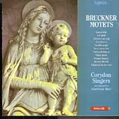 Bruckner: Motets / Matthew Best, Corydon Singers