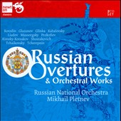 Russian Overtures & Orchestral Works