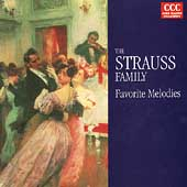 The Strauss Family - Favorite Melodies