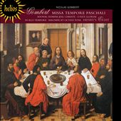 Gombert: Missa Tempore paschali; Magnificat octavi toni / Henry's Eight, Jonathan Brown