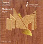 Monteverdi: Vespers / Howarth