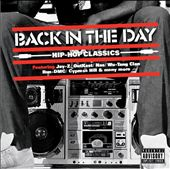 Various Artists: Back in the Day: Hip Hop Classics [PA]