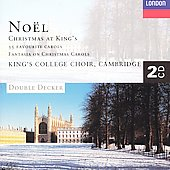 No&#235;l- Christmas at King's  / Willcocks, King's College Choir