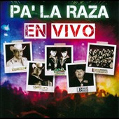 Various Artists: Pa' La Raza En Vivo