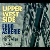 Ehud Asherie: Upper West Side [Digipak]