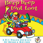 Various Artists: Beep Beep Toot Toot: Travelling