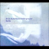 Birds Build Nests Underground: So As [Limited] [Digipak] *