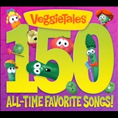 VeggieTales: 150 All-Time Favorite Songs! [Box]
