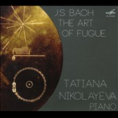Bach: The Art of Fugue / Tatiana Nikolayeva, piano