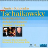 Tchaikovsky: Symphony no 2; Rococo Variations; Andante Cantabile / Dmitrij Kitajenko, cello