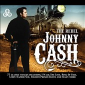 Johnny Cash: The Rebel [Music Digital]