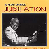 Junior Mance: Jubilation