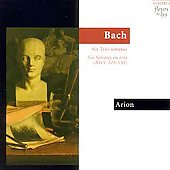 Bach: Six Trio Sonatas BWV 525-530 / Arion