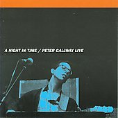 Peter Gallway: Night in Time: Live