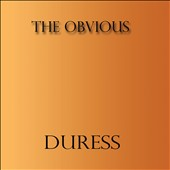 Obvious: Duress [Digipak]