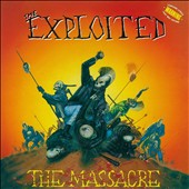 The Exploited: The Massacre [Special Edition] [CD] [PA] [Digipak]