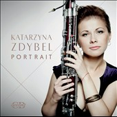 Portrait - works for bassoon by Gordon Jacob, Jacques Casterede, Lubos Sluka, Edison Denisov, Elliott Carter / Katarzyna Zdybel, bassoon