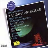 Wagner: Tristan und Isolde / B&ouml;hm, Nilsson, Windgassen