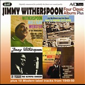 Jimmy Witherspoon: Four Classic Albums Plus