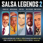 Various Artists: Salsa Legends, Vol. 2