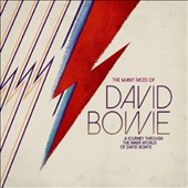 Various Artists: Many Faces of David Bowie