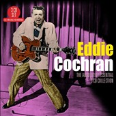Eddie Cochran: The Absolutely Essential 3 CD Collection *