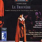 Verdi: Le Trouv&#232;re / Guidarini, Mock, Tamar, Brunet, et al