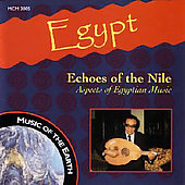 Various Artists: Egypt: Echoes of the Nile