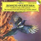 Rossini: Overtures / Abbado, Chamber Orchestra of Europe